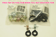 """WHOLESALE JOB LOT OF 10 PAIRS CANTI-LEVER 3 ½"""" COIL BRAKE SPRINGS & COVERS"""