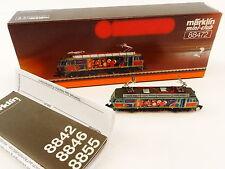 Märklin Miniclub 88472 E-Lok Serie 466 RE 4/4 SOB Metallbaukasten Design Spur Z