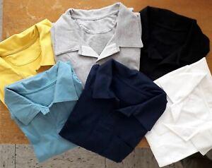 Unisex Polohemden in verschiedenen Farben