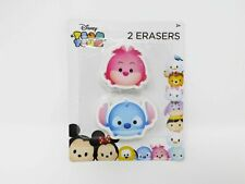 Disney Tsum Tsum Set of 2 Character Erasers