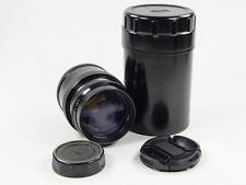 Black Rangefinder 85mm f/2 JUPITER-9 Zorki Leica LTM39 s/n 7006791. Sonnar USSR