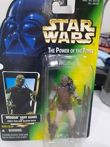 Star Wars Weequay  New Sealed