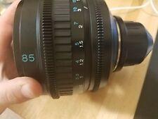 Sony PL mount Cine lens 85mm Prime