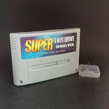 Super Everdrive Cartridge Games For Nintendo SNES SFC Flash Cart China Version