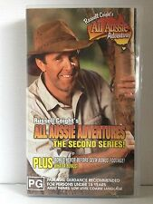 Russell Coight's All Aussie Adventures The Second Series as VHS Video
