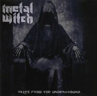 METAL WITCH - TALES FROM THE UNDERGROUND   CD NEW