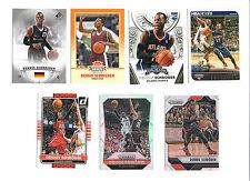 Dennis Schröder Basketball Cards !! Verschiedene Jahren, Series !!