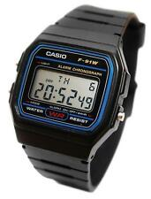 Casio F-91W Classic Digital Watch Retro Black