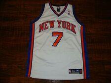 Vintage Reebok New York Knicks Channing Frye NBA Basketball Jersey 44