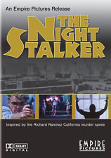 The Night Stalker (DVD,1987)