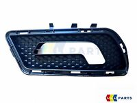NEW GENUINE MERCEDES MB W212 E FRONT BUMPER COVER GRILL LEFT BLACK 2128850853