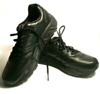 Brooks Addiction Walker Mens Black Walking Shoes Size 9.5  (RRP $240.00)
