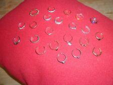 rings, adjustable & pretty. Toe rings, 22 assorted toe