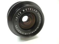 Objetivos Leica 35mm para cámaras