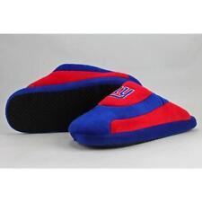 Pantofole da uomo blu tessile