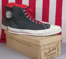 54e9d98585545 Black Canvas 1950s Vintage Shoes for Men for sale | eBay