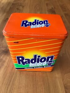 Radion Metal Container
