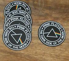 Pink Floyd Style Sticker Logo PACK OF 5 laptop Bumper Band Rock Vinyl