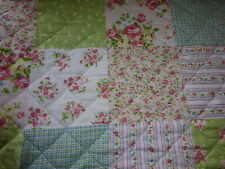 Ringley Quilted King Size  Bedspread & Pillowshams