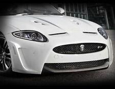 Jaguar XKR-S Reinforced Front Apron Replacement in Real Carbon Fiber