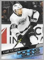 2020-21 Upper Deck Young Guns Gabe Vilardi Rookie # 215 NM/MT RC