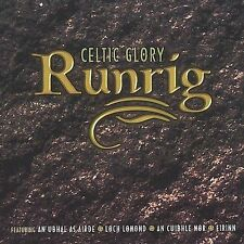 Celtic Glory by Runrig (CD, Nov-1999, Connoisseur Society) MADE IN ENGLAND