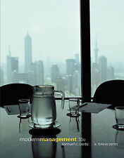 Modern Management-ExLibrary