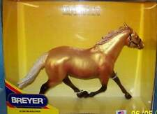 Breyer Model Horses Gold Metalic SR Horse