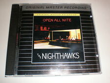 The Nighthawks CD Open All Nite MFSL