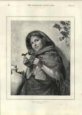 1892 il giovane botanico illustrazioni di una rotta