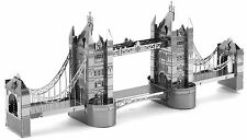 Metal Earth 3D Laser Cut Model London Tower Bridge