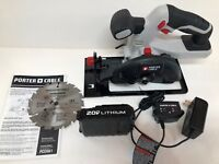 "NEW Porter Cable PCC661 20V 20 VOLT Max Lithium-Ion 5-1/2"" Circular Saw KIT"