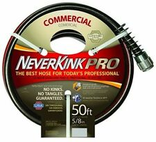 NeverKink 8844-50 Series 4000 Commercial Duty Pro Garden Hose, 5/8-Inch By