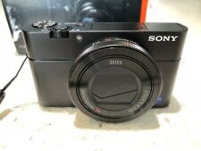 Sony Cyber-shot RX100 V Digital Camera with accessories
