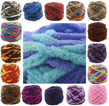 42 colors milk soft Cotton Worsted Crochet Knitting wool super Chunky Yarn 100g