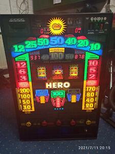 Spielautomat  Bally Wulff HERO zur Privatnutzung