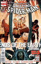 AMAZING SPIDER-MAN: ENDS OF THE EARTH (BIG HERO 6) (2012 Series) #1 Near Mint