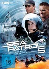 BATCHELOR/MCCUNE/HORVAT/+ - SEA PATROL STAFFEL 5 4 DVD SERIE ACTION/DRAMA NEU