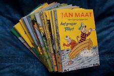 Jan Maat Sammlung Heft Nr 1 - 22 1989 Kolibri Nachdruck Hetthke sehr schön