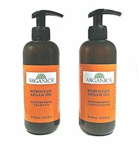Moisture Repair Shampoo & Conditioner Combo Set (13.52 Oz Each)
