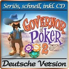 Governor of Poker 2 Deluxe - PC-Spiel