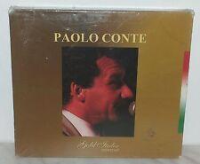 CD PAOLO CONTE- GOLD ITALIA COLLECTION - NUOVO - NEW