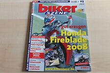 149976) Yamaha Neo´s 50 - Honda CBR 1000 RR Fireblade - Biker Szene 03/2008