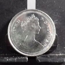 CIRCULATED 1988 10 CENTS CANADIAN COIN (82617)2..... FREE SHIPPING !!!!!