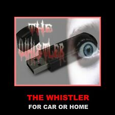 "ENJOY ""THE WHISTLER"" IN YOUR CAR OR HOME. 519 OLD TIME RADIO MYSTERY SHOWS!"