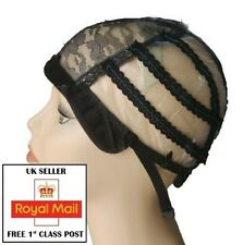 Wig making Base Inner cap Adjustable Weave One Size Breathable Weaving Lace Net