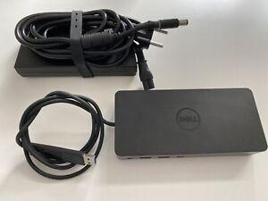 Universal Notebook Dockingstation Dell D6000 - schwarz