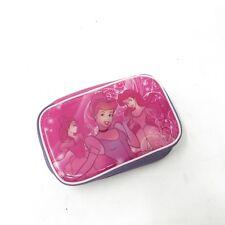 Disney Princess Universal Console Clutch Nintendo DS Soft Pink Case Cinderella