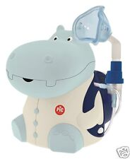 Aerosol Infantil Adultos PIC Nebulizador de Piston Air Family  Aerosolterapia