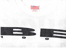 Be Official ©1991 XL Rock Concert T-shirt Fayetteville, AR ~ NEVER WORN, WASHED